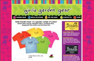 Girlie Garden Gear