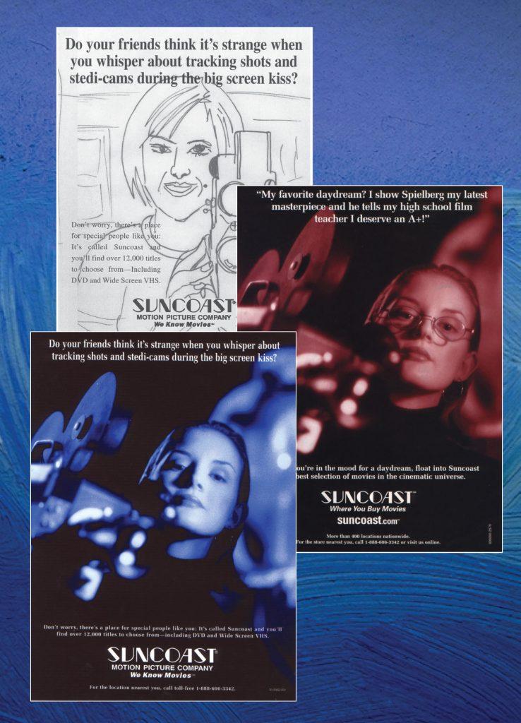 Teen Peoiple magazine Ad Campaign