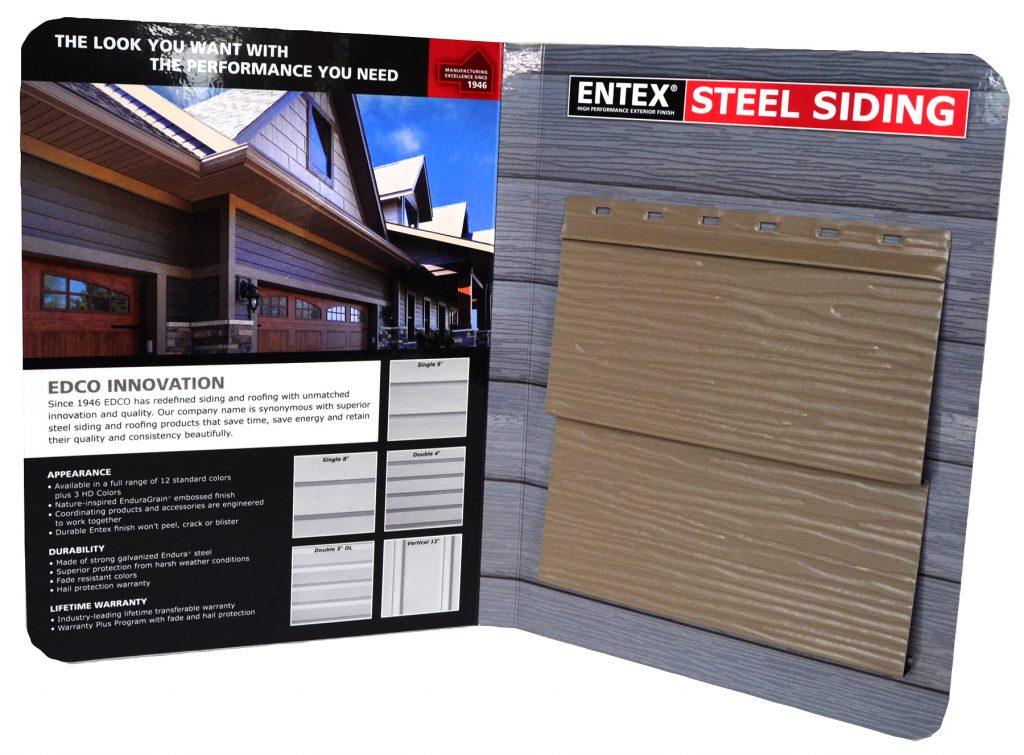 Contractor's Siding Sample Folder
