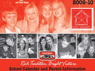 206 School Calander