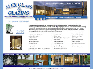 Alex Glass & Glazing