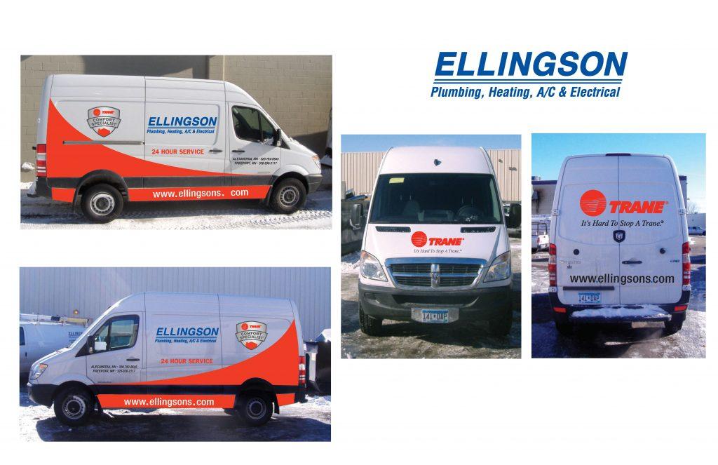 Fleet Vehicle Wrap