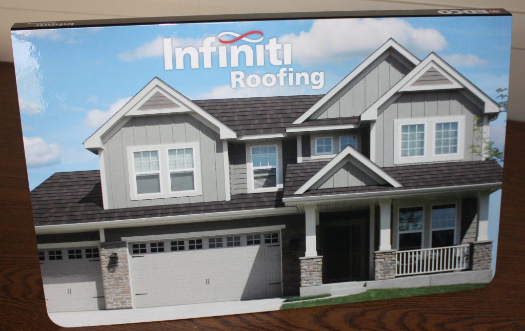 Dealers Deluxe Roofing Sample Kit