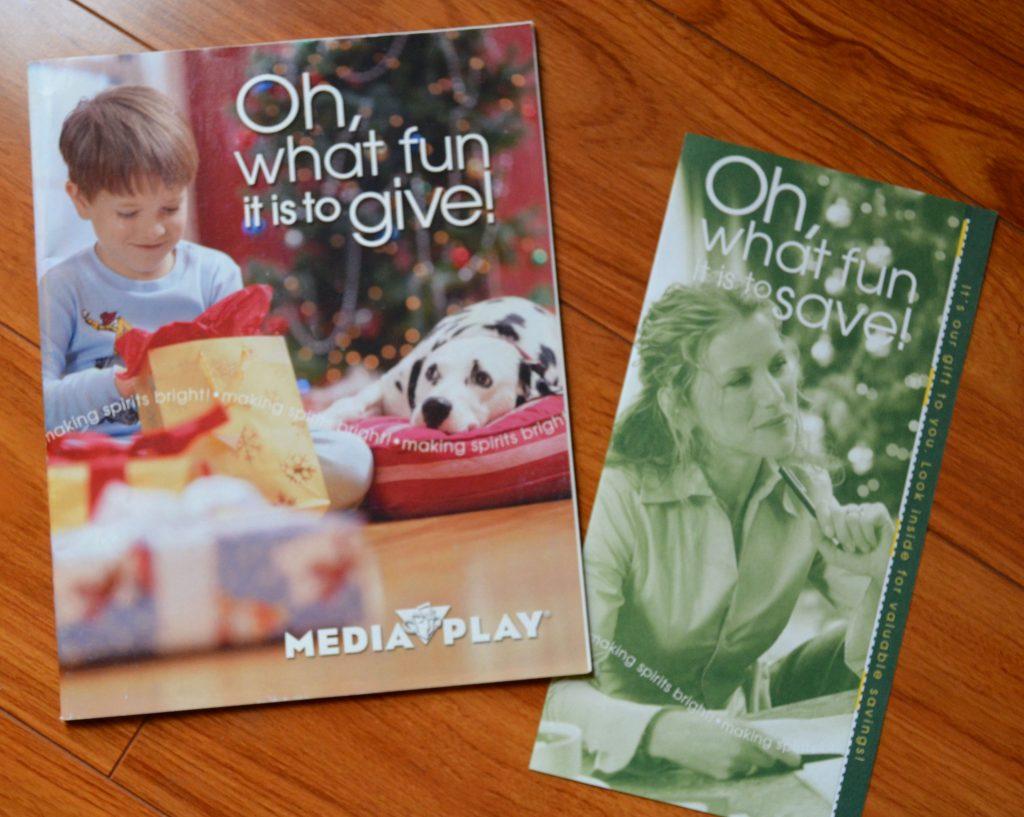 Media Play Holiday Catalog DMP