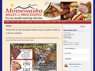 Minnewaska Meats