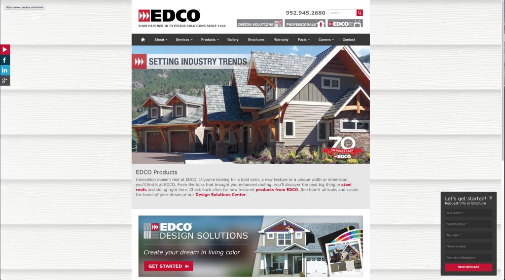 EDCO Website