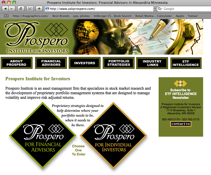 ask prospero website