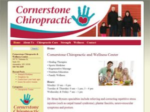Chornerstone Chiropractic