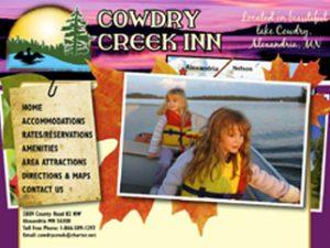Cowdry Creek Inn Reasort