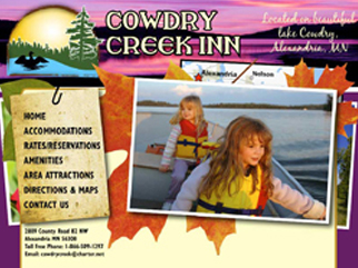 Cowdry Creek Inn Reasort