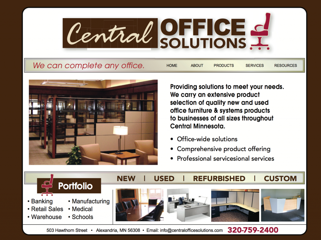 Central Office Solutions