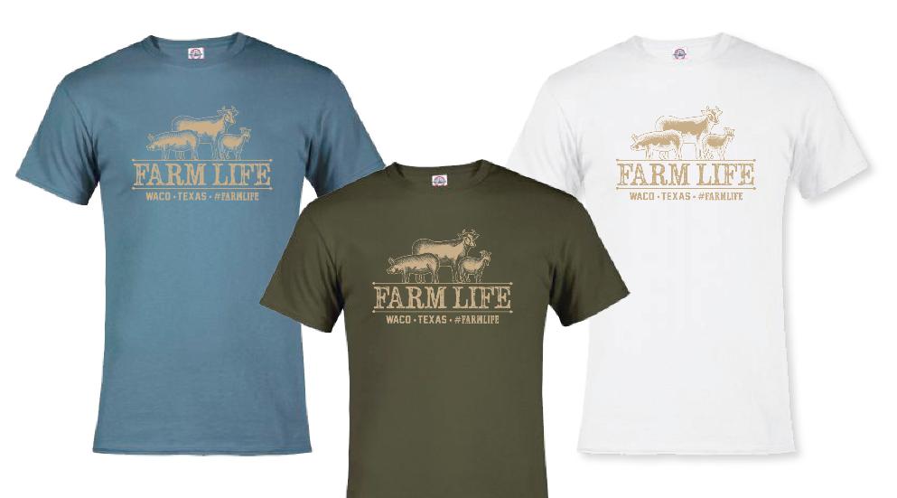 Waco Texas T-shirts